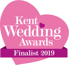 Kent Wedding Awards Finalist 2019